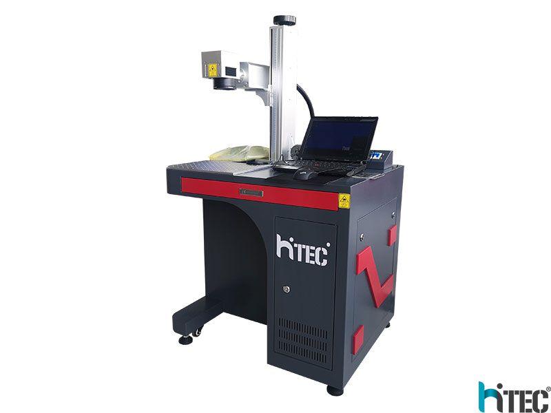 100w fiber laser metal engraver cutter