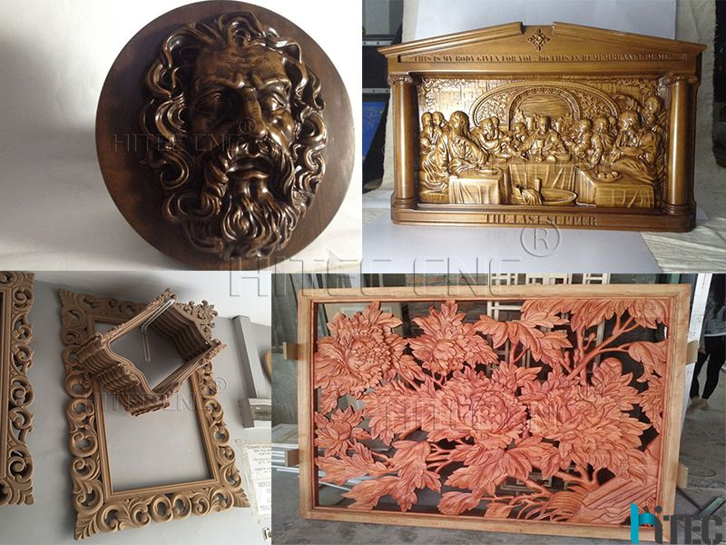 3d engraving on wood