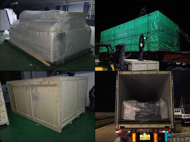 laser machine package