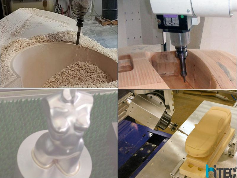 4axis cnc router for wood