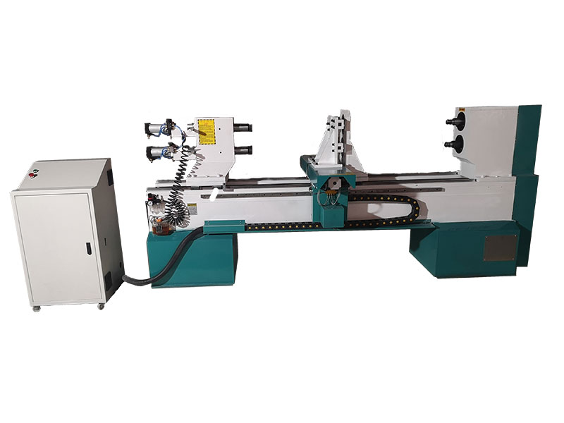 Affordable price baseball bats CNC wood lathe for sale