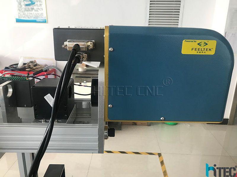 laser marking machine galvo laser head