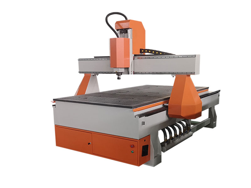 HTM1325 affordable Heavy duty CNC router machine for sale