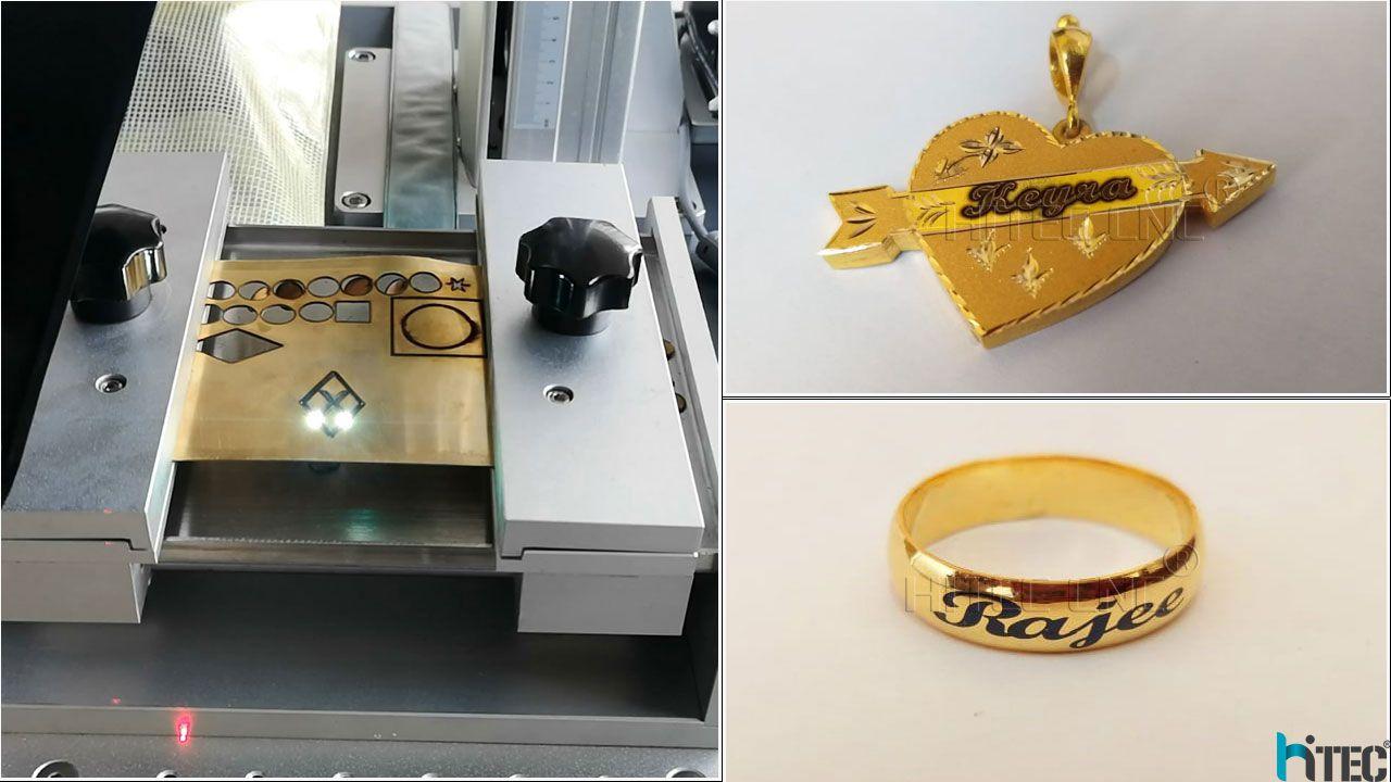 jewelry laser cutting machine