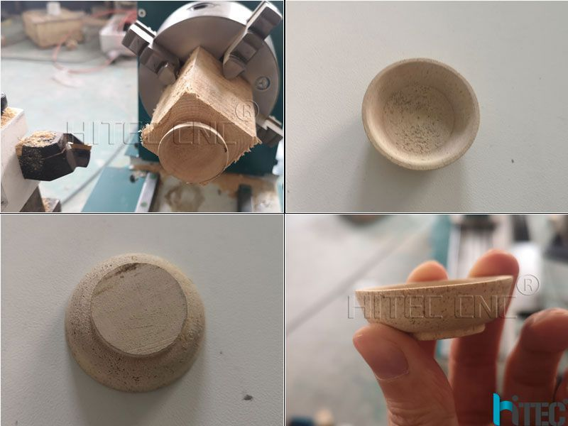 wood lathe cnc