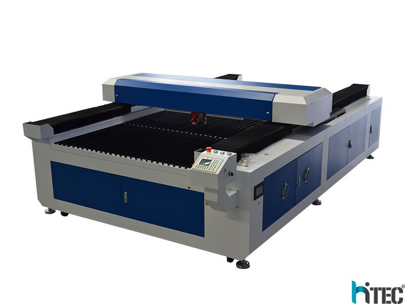 Mixed Metal and Nonmetal Laser Cutting Machine 300W