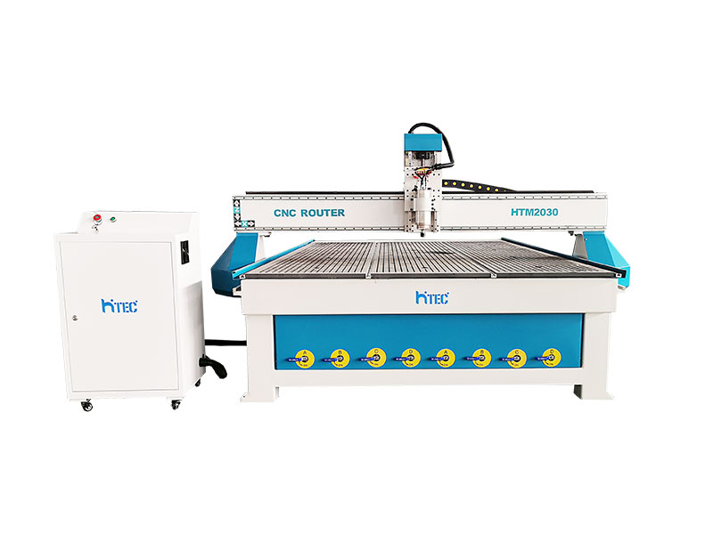 cnc router 2030 vacuum table