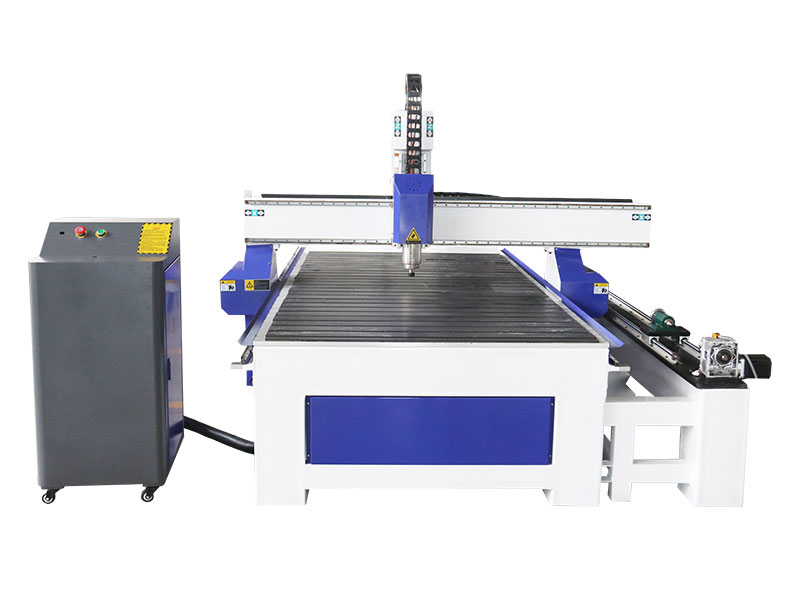 Affordable price China 1325 rotary cnc router 4 axis cnc router