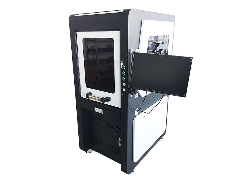 Affordable 3D fiber laser engraver machine for sale