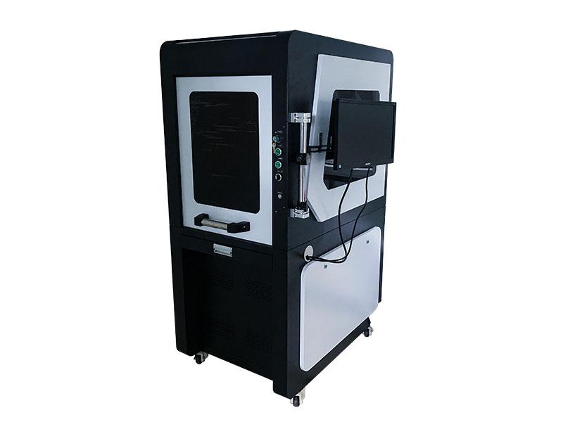 Affordable 3D fiber laser metal engraver machine for sale