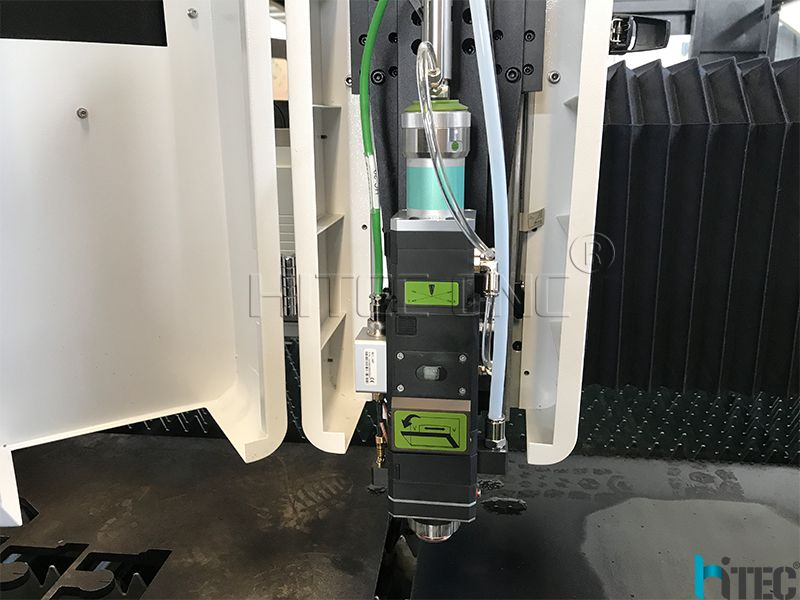 raytools laser head for fiber laser cutting machine