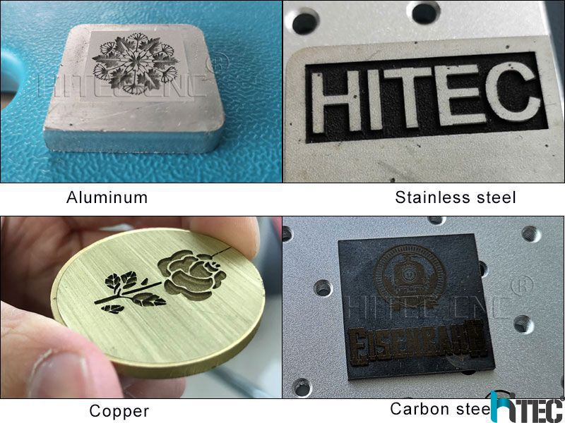 deep metal laser engraving