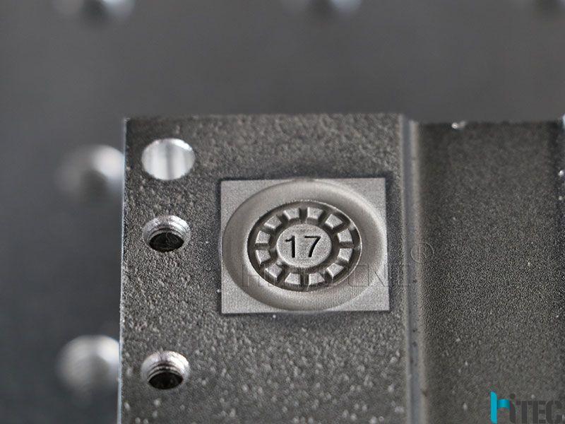 3D fiber laser marking machine price