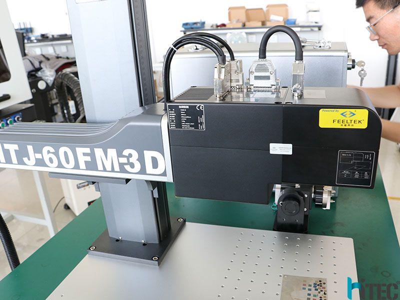 3D feeltek laser marking machine