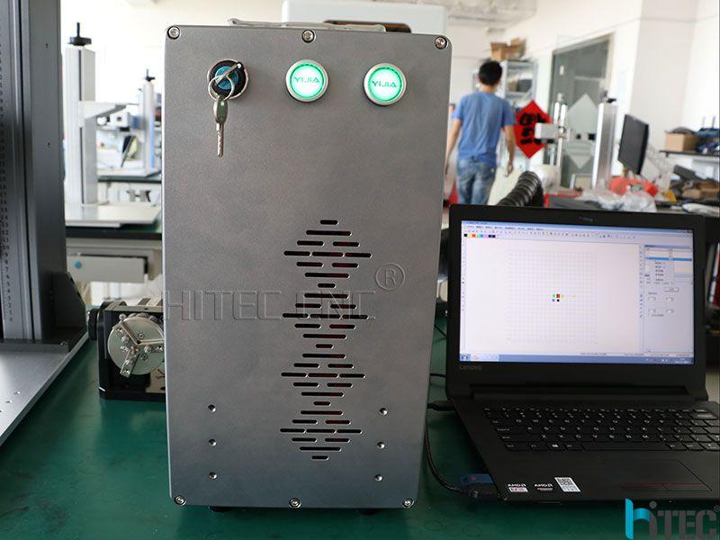3D laser marking machine parts
