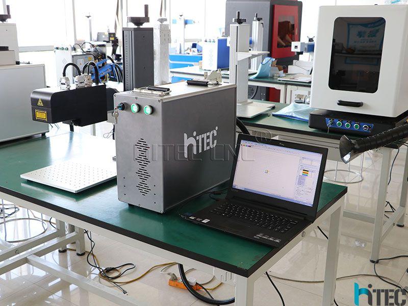 3D Dynamic focus laser marking machine