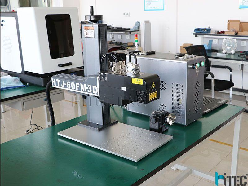 dynamic focus laser marking machine