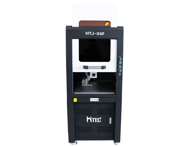 Affordable 3D fiber laser metal engraver machine for sale