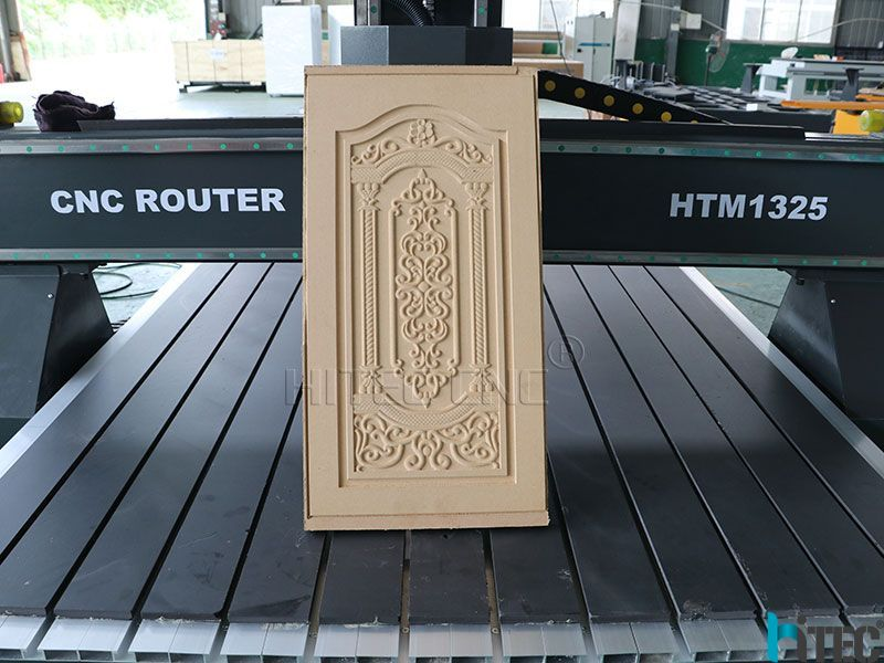 3D CNC Router Wood Carving