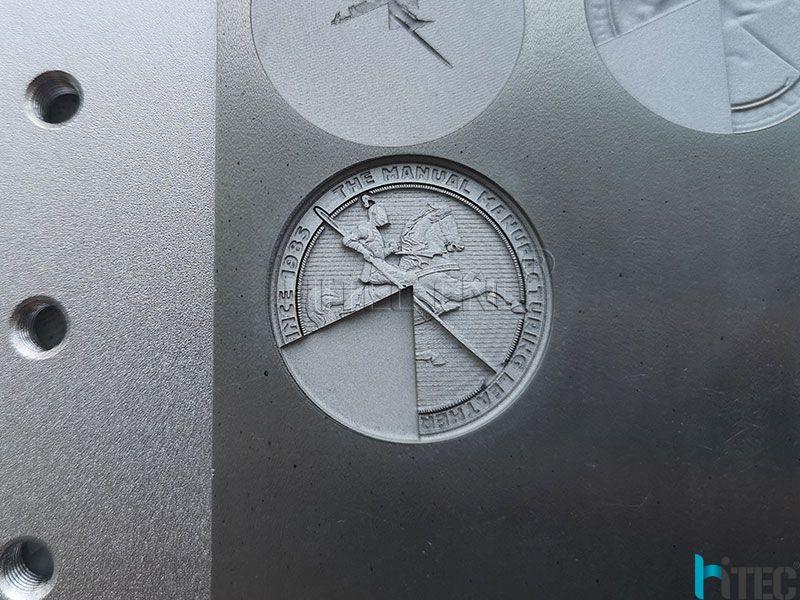 100w deep metal marking