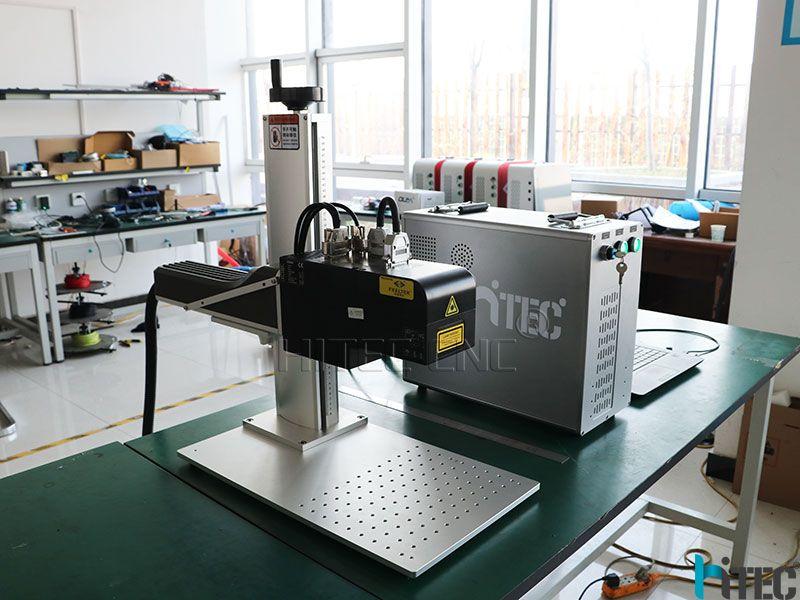 jpt 100w gold laser cutting machine