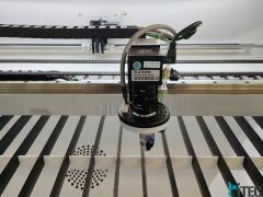 Laser Cutting Machine With CCD Camera