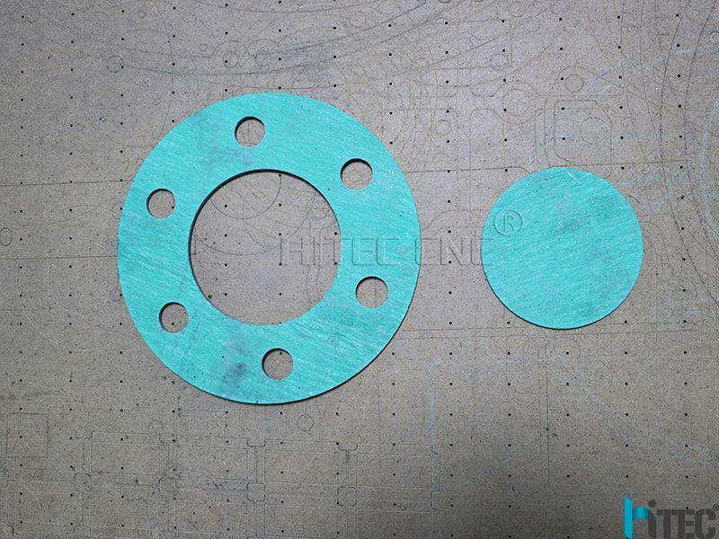 Digital cutter for rubber gaskets